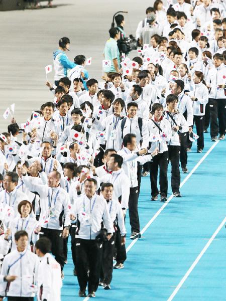 アジアの交流促進、東京五輪に期待の声も
