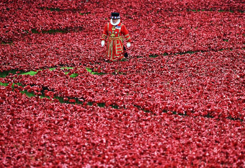 第1次世界大戦勃発から100年の祈り