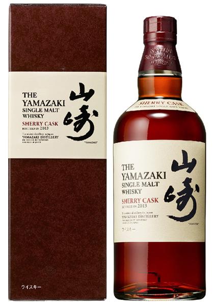 「山崎シェリーカスク」が世界最高のウイスキー