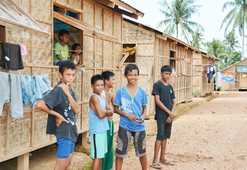 台風30号でテント村住人「どう生きていけば」
