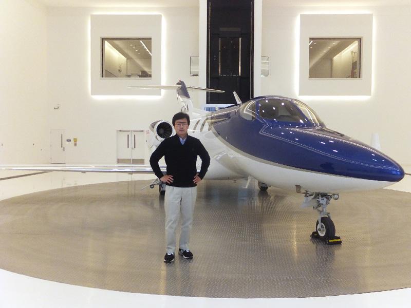 ホンダ、小型ビジネスジェット機日本投入へ