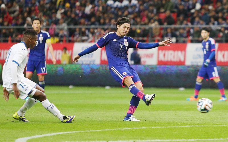 日本代表、要のベテランの躍動勝ちに直結
