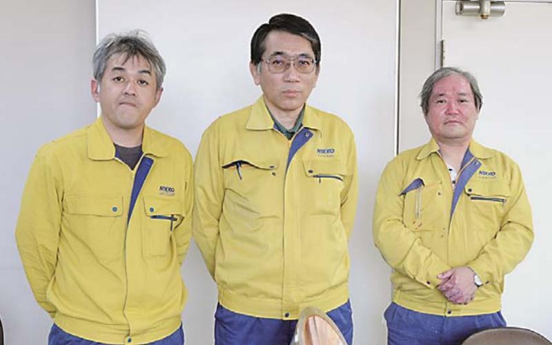 東日本大震災や原発事故に負けず、宇宙へ
