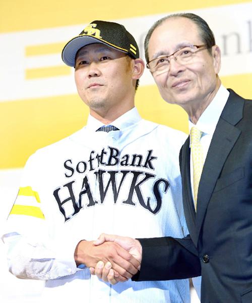 松坂大輔投手、先発にこだわり日本復帰