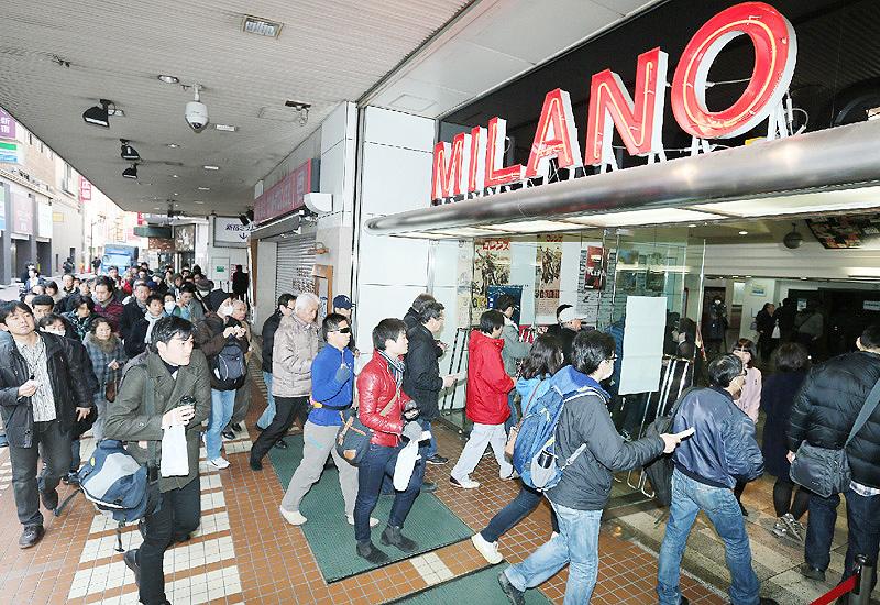 さよなら「新宿ミラノ座」、58年の歴史に幕