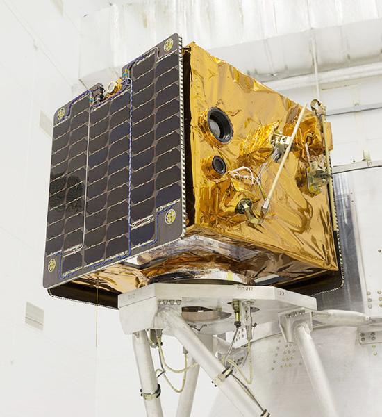 頑張れ! 超小型人工衛星「金シャチ1号」