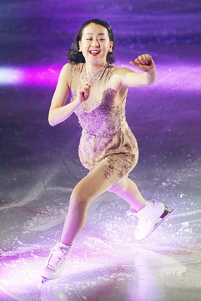 浅田真央「スケートが好きと改めて感じた」