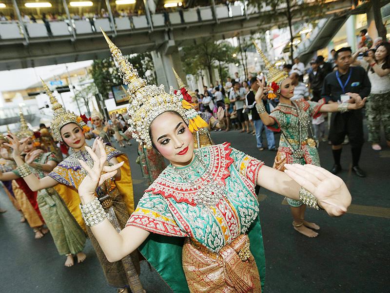 タイに来て! 「タイ観光フェスティバル」