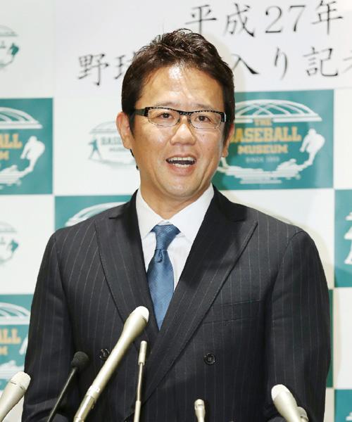 古田敦也氏、名捕手・野村克也元監督に感謝