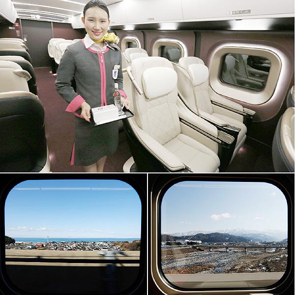 JR東日本と西日本、北陸新幹線の走行公開