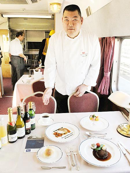 JR東日本、寝台特急「北斗星」の車両公開
