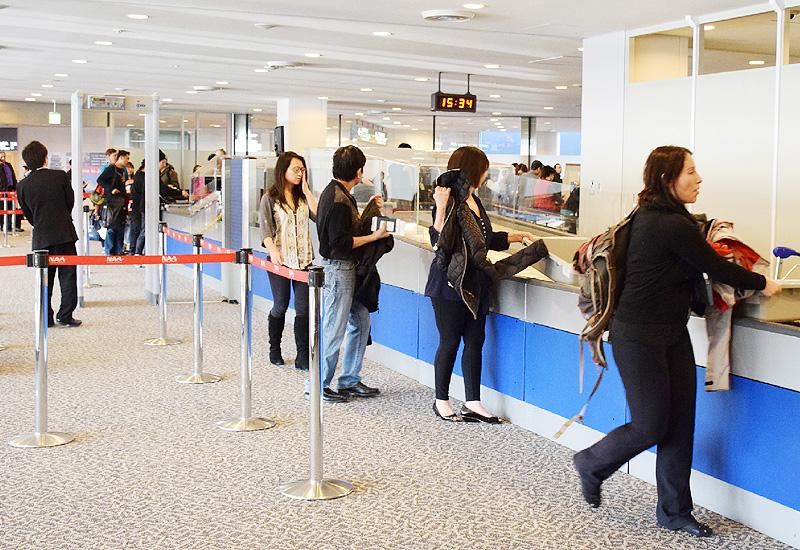 成田空港、「乗り継ぎ」をスムーズに