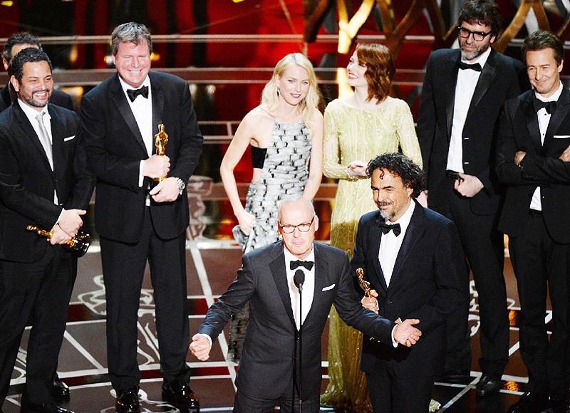 「バードマン」が作品、監督賞など4部門に輝く