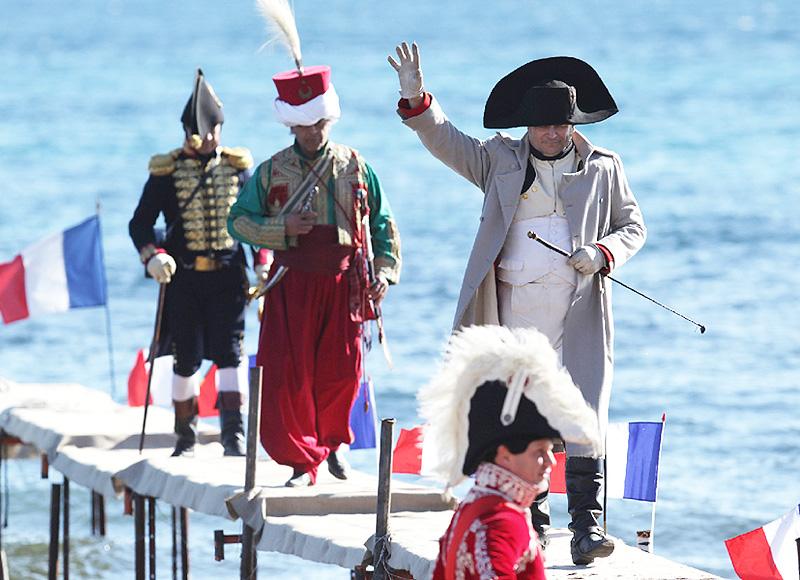 「ナポレオン」が200年後の「再上陸」