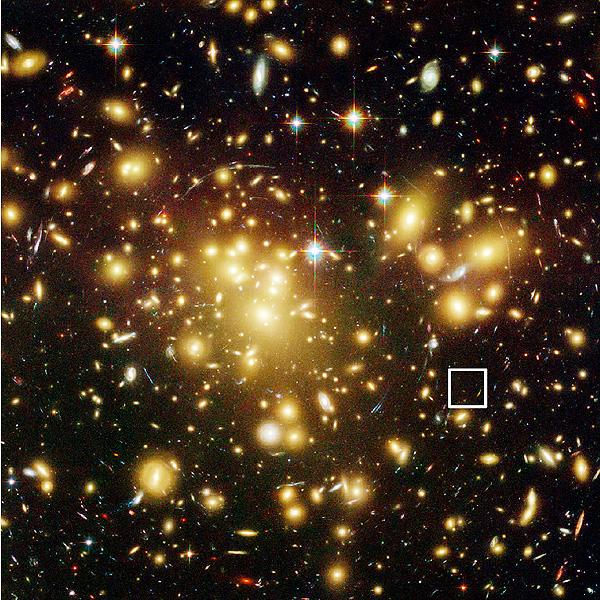 ちりが大量に漂っている「早熟」銀河を発見