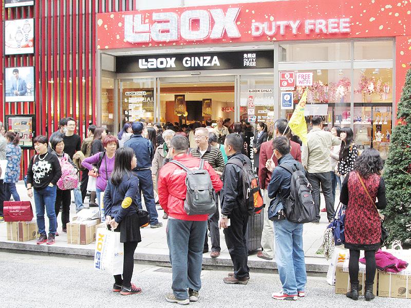 日本各地で訪日中国人の「爆買い」再び