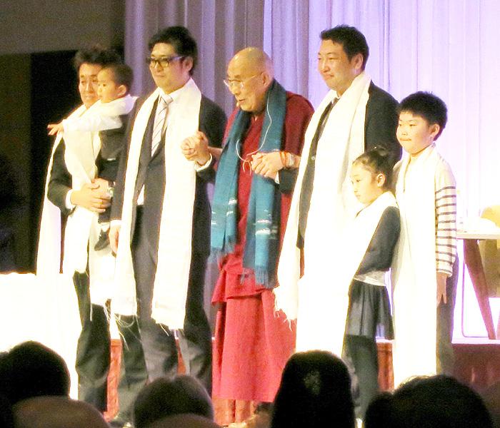 ダライ・ラマ「宗教間の対立は悲しむべきこと」