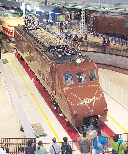 ムーミン機関車、さいたま市の鉄道博物館に