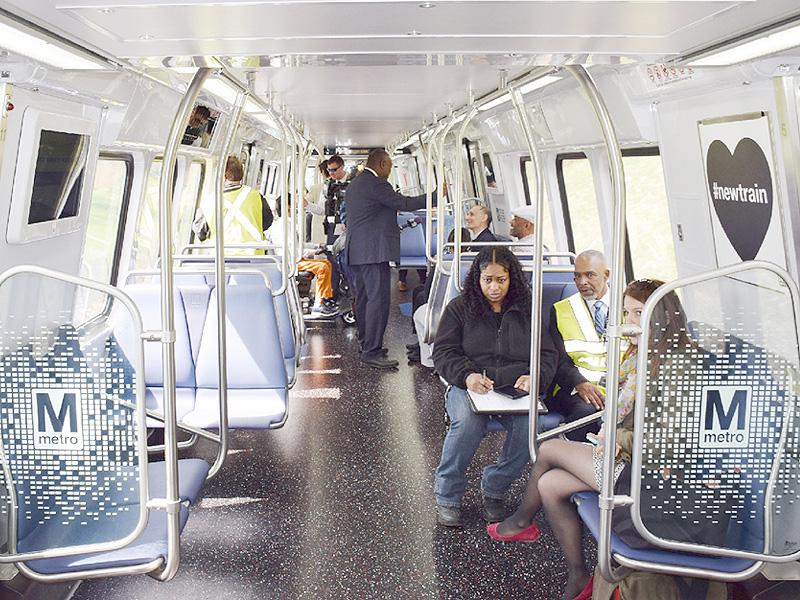 川重の新型車両「7000系」、米国で運行開始
