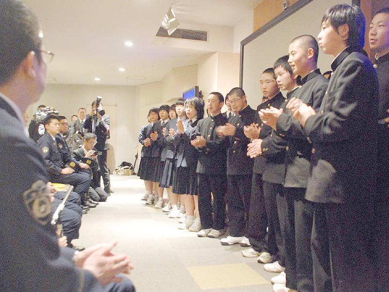 警視庁の東日本大震災被災地支援に感謝