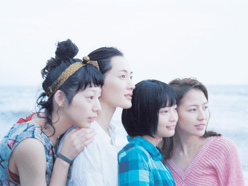 カンヌ映画祭に「海街diary」を出品