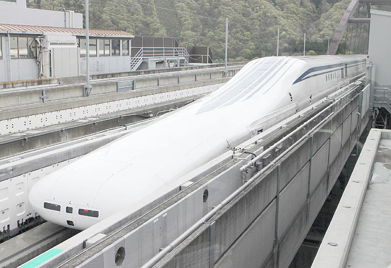 JR東海、リニア最速の時速603キロを達成