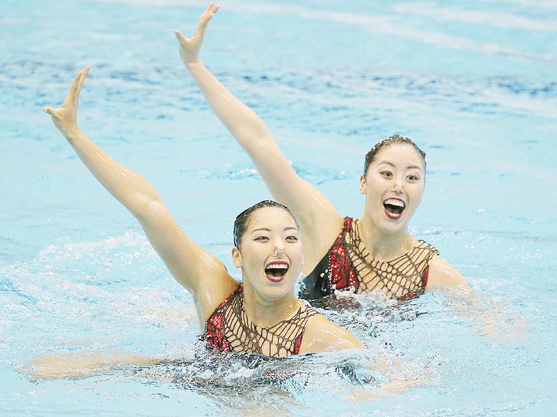 日本代表がV、あふれる躍動感で進化を示す