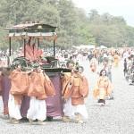 京都に初夏の訪れを告げる「葵祭」始まる