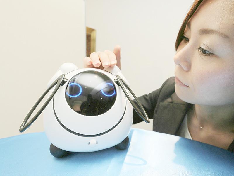 タカラトミー、会話ロボット「オハナス」を発売