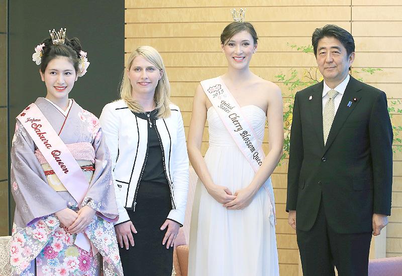 安倍首相「日米の友情をもう一度思い出して」