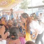 ネパールでDRPCを立ち上げ、救援が広がる