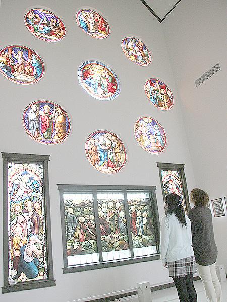 「掛川市ステンドグラス美術館」がオープン