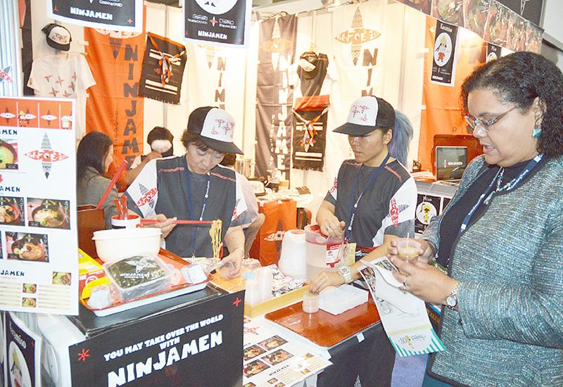 ニューヨークで日本の「庶民の味」売り込め