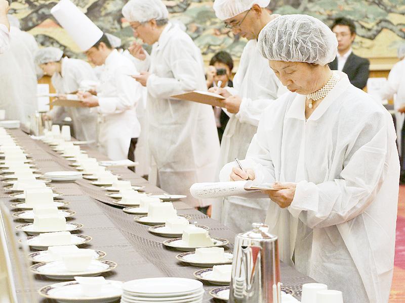 初の豆腐品評会で長野の「伍郎のきぬ」が金賞