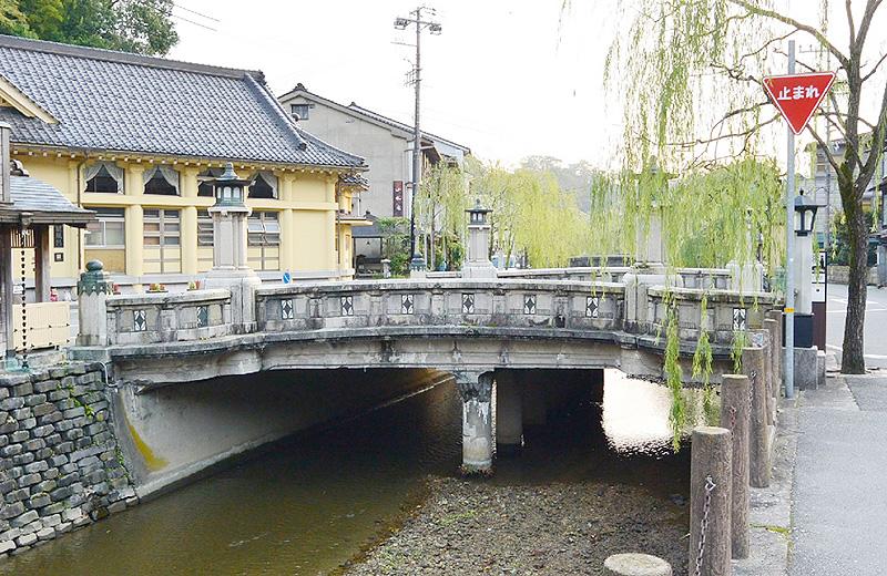 城崎温泉の橋梁群など195件が有形文化財に