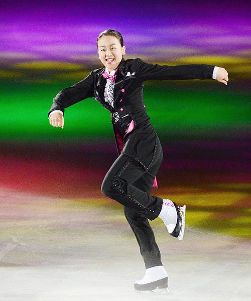 復帰の浅田真央「思い通りの滑りができた」
