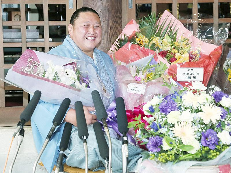40歳の旭天鵬が引退、深い懐、穏やかな心