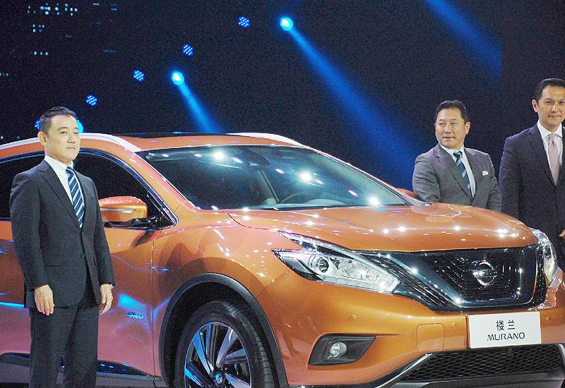 世界初投入SUV「ムラーノHV」、中国重視
