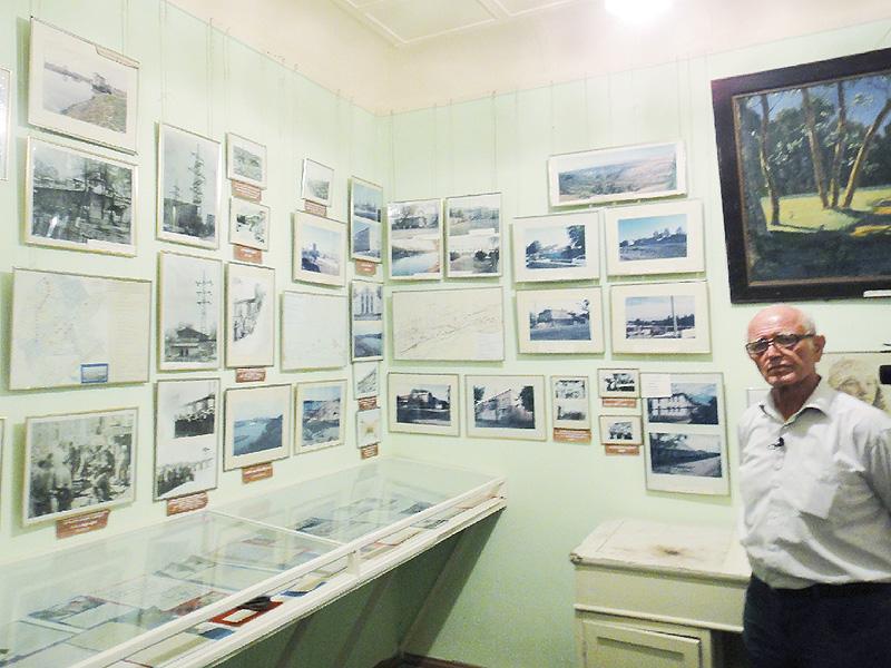 ウズベキスタンに日本人抑留者の資料館