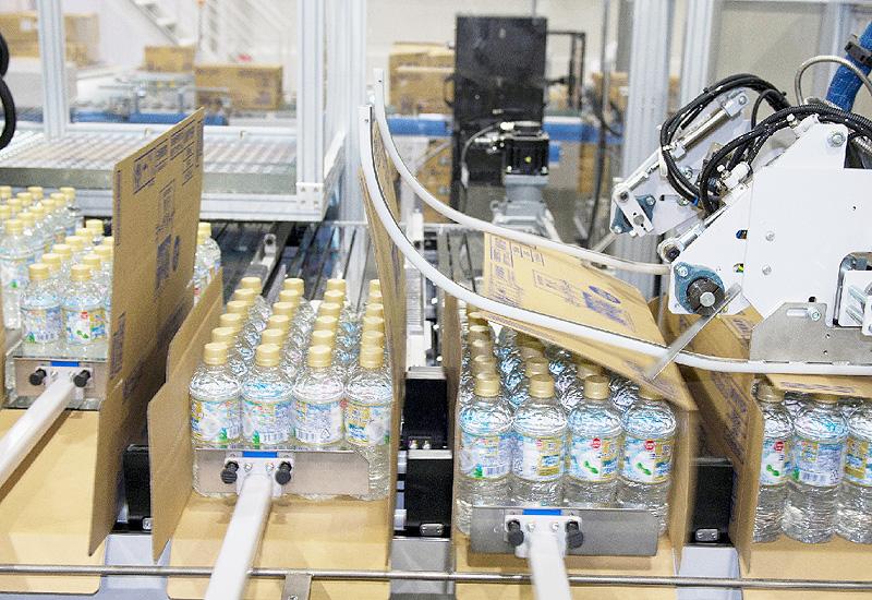サントリー、ミネラル水の製造ラインを増設