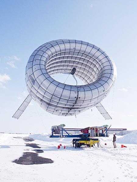 三菱重工、「空飛ぶ」風力発電の開発支援