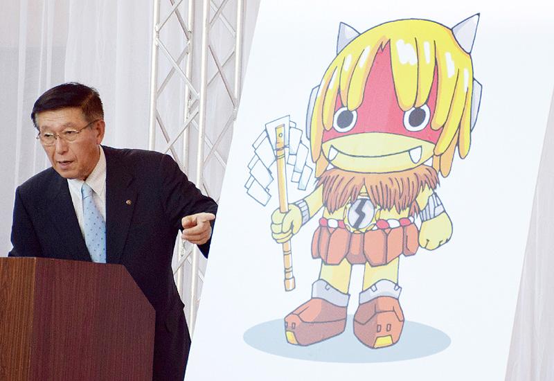 秋田県、「なまはげロボット」を起用