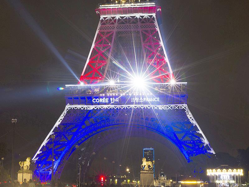 韓国とフランスの国交樹立130周年を記念して