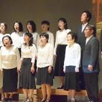 横田めぐみさん同級生ら、再会誓うコンサート