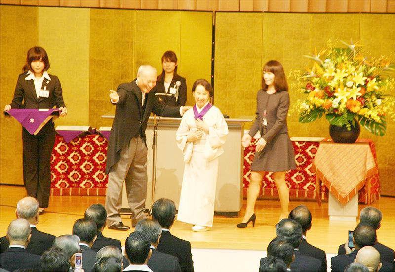 女優の八千草薫さんら、名誉都民に選ばれる