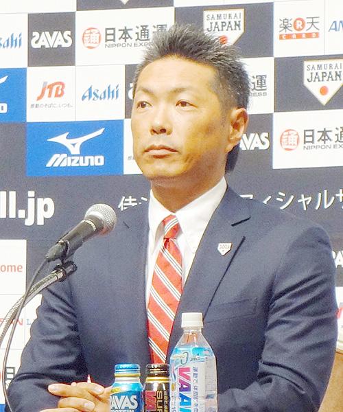 野球国際大会の日本代表に前田、大谷ら28人