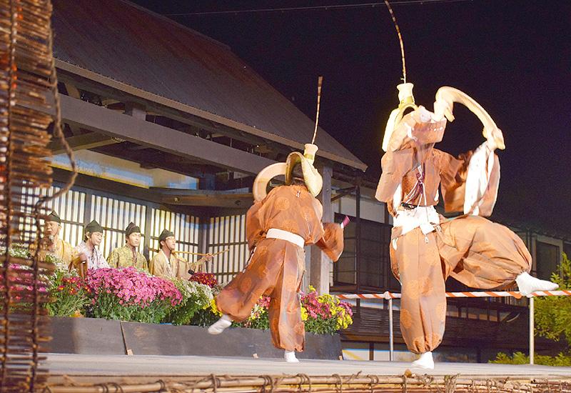 五箇山に響く、日本最古の民謡「こきりこ節」