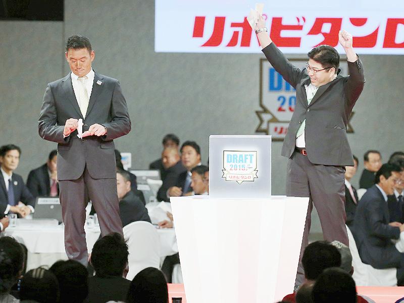 岐阜商の高橋純平投手、ソフトバンクが交渉権