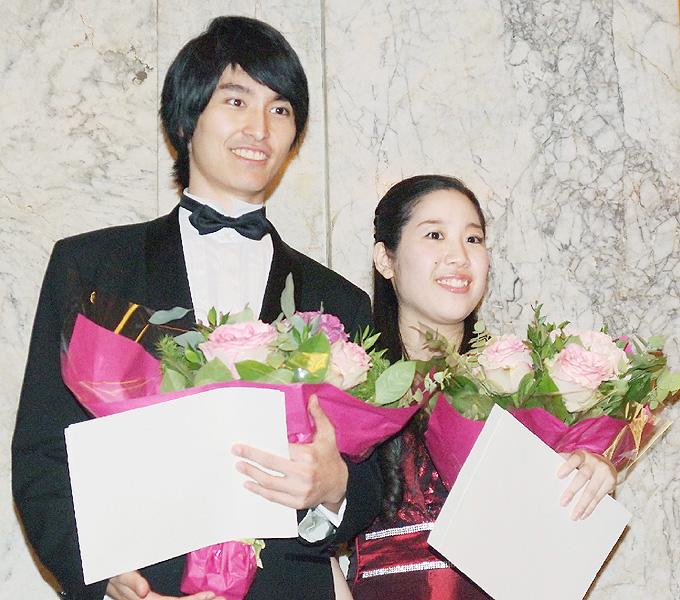 ピアノで實川風さん3位入賞、深見さんも5位