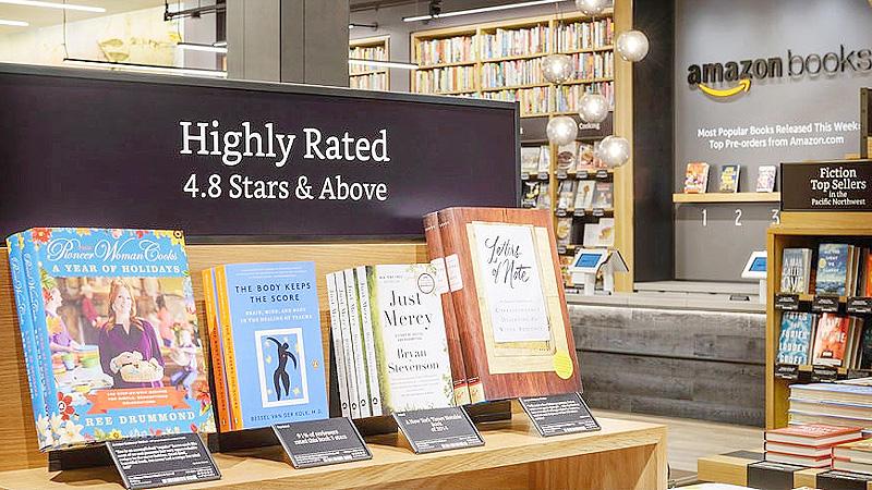米アマゾン・ドット・コムが対面販売の書店